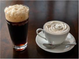 「喫茶店」のコーヒー